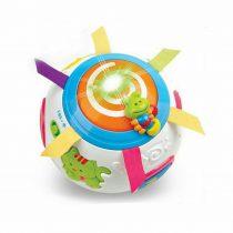Minge educationala rotativa pentru bebe