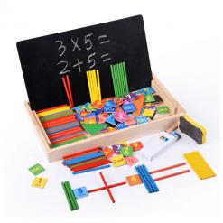 Tablita multifunctionala cu cifre Montessori