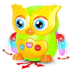 Jucarie Interactiva Little Owl Doctor