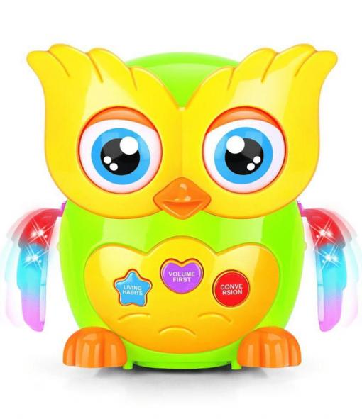 Jucarie Interactiva Little Owl Doctor