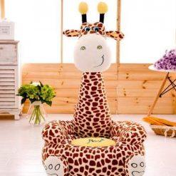 Fotoliu plus Girafa cu Pete