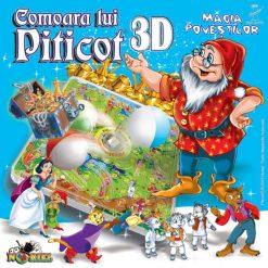 Joc interactiv Comoara lui Piticot 3D Noriel