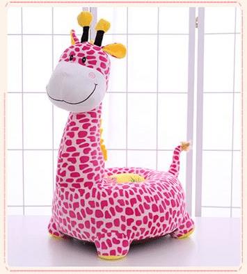 Fotoliu Girafa de Calarit cu Pete