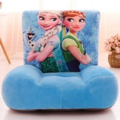 Fotoliu din Plus Frozen - Anna si Elsa