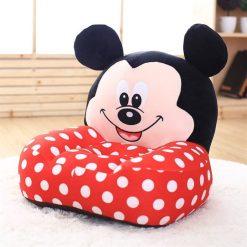 Fotoliu plus Mickye Mouse cu Buline