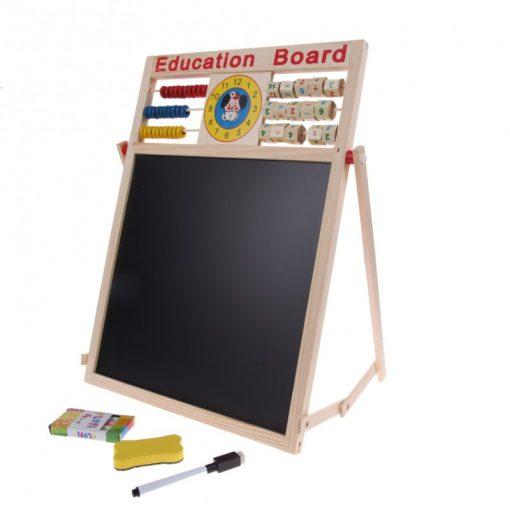 Tablita Educationala pentru Scris si Desenat cu Ceas