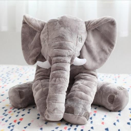 Elefantel din plus catifelat