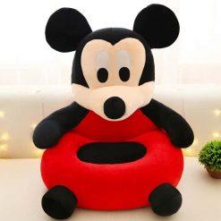 Fotoliu din Plus Mickey Mouse 3D