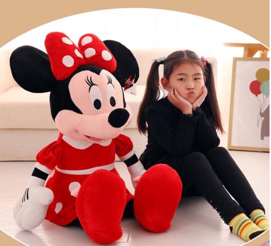 Jucarie din plus Minnie Mouse 100 cm