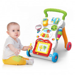 Antepremergator interactiv bebe 4 in 1 - Muzical