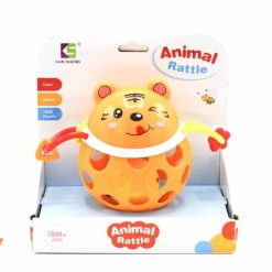Jucarie Zornaitoare pentru bebelusi – Tigru