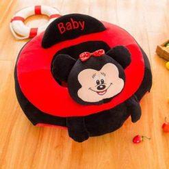Fotoliu din Plus pentru Bebe - Minnie Mouse
