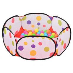 Tarc de Joaca pliabil cu 35 de bile colorate
