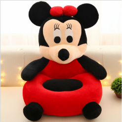 Fotoliu din Plus Minnie Mouse 3D