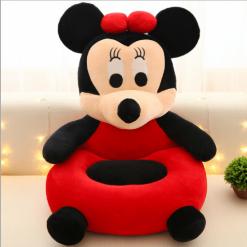Fotoliu din Plus Minnie Mouse 3D