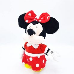 Jucarie din Plus Minnie Mouse Vorbareata
