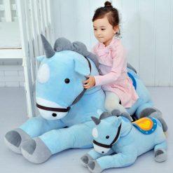 Jucarie Unicorn din Plus 100 cm