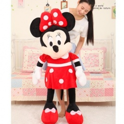 Jucarie din Plus - Minnie Mouse 140 cm