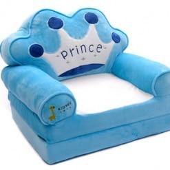 Fotoliu extensibil Princess Bleu + (CADOU)