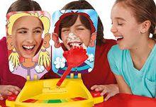 Joc Carita Showdown - Ruleta cu frisca pentru 2 persoane
