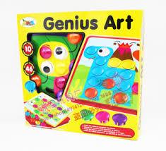 Joc Mozaic Genius Art