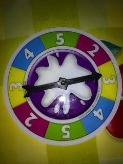 Joc Hasbro Pie Face - Ruleta cu frisca