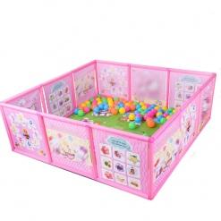 Tarc de joaca pentru copii Roz