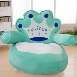Fotoliu plus Prince Turcoaz