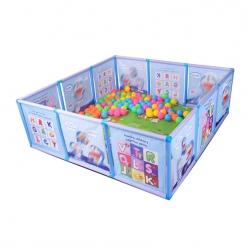 Tarc de joaca pentru copii Albastru