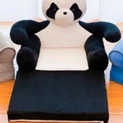 Fotoliu extensibil Ursulet Panda