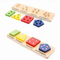 Puzzle Montessori1234567