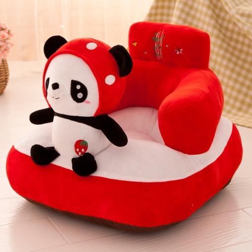 Fotoliu din Plus pentru Bebe – PANDA – pentru sezut