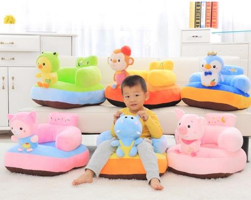 Fotoliu din Plus pentru Bebe – ELEFANTEL - pentru sezut