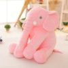 Elefantel Din Plus Catifelat ROZ