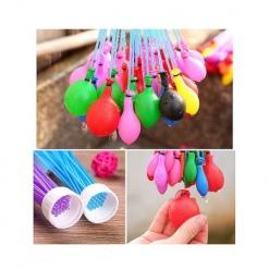 Set 111 baloane cu apa multicolore