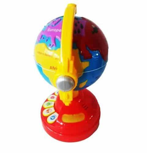 Globul Pamantesc Rotitor-Lumea Copiilor