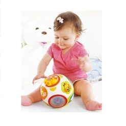 Minge Educationala si Interactiva bebe - Hola Toys