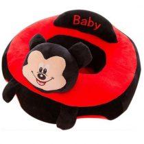 Fotoliu din Plus pentru Bebe – Mickye Mouse Mare