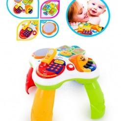 Masuta interactiva si educativa pentru bebe - Abero