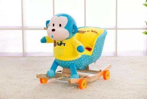 Balansoar Muzical pentru Copii – Maimutica