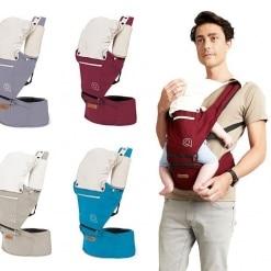 Marsupiu ergonomic pentru copii Aiebao
