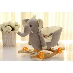 Balansoar Muzical pentru Copii – Elefantel Dumbo