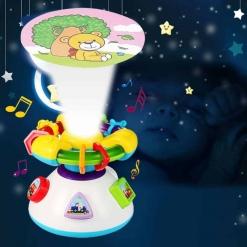 Jucarie multifunctionala cu lumini si sunete Learning Fun