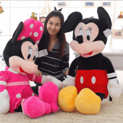 Set Minnie si Mickey Mouse muzicali din Plus – 140 cm