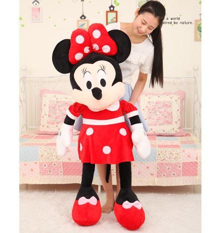 Jucarie din Plus – Minnie Mouse 130 cm