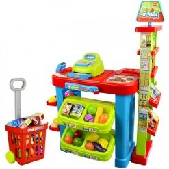 Set de joaca Supermarket Sale cu accesorii