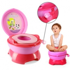 Olita 3 in 1 multifunctionala pentru copii Roz