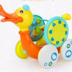 Jucarie interactiva Chile Duck pentru copii