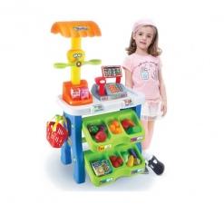 Set Supermarket cu accesorii pentru copii