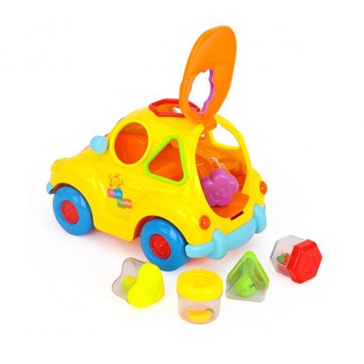 Super Fun Fruit Car - sortator pentru copii